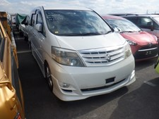 Toyota Alphard MS LTD - WHITE 5