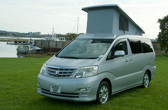 Home of Toyota Alphard